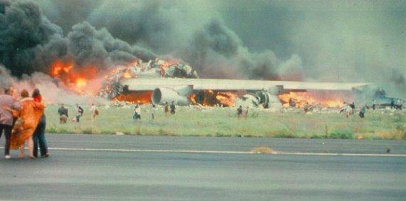 Deadliest Air Crash
