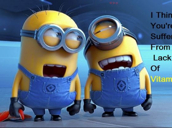 Minions Funny Quotes About Diet, Weight Loss & Laziness
