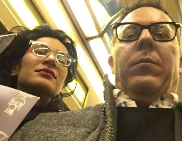 Elena Moussa Meet Greg Gutfeld S Wife Vecamspot