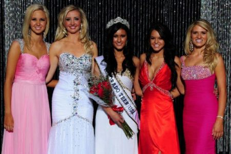 Kristy Althaus- Controverial Miss teen Runner up 2012.
